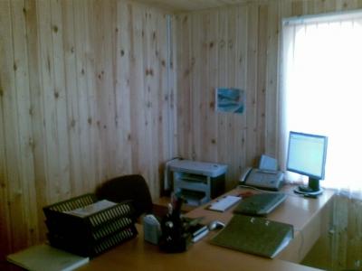 Офисное помещение из блок-контейнера